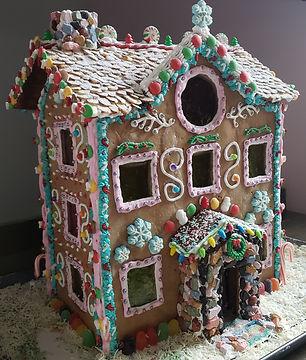 Jolly Ginger House