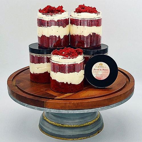 Cake Jars (6 count)