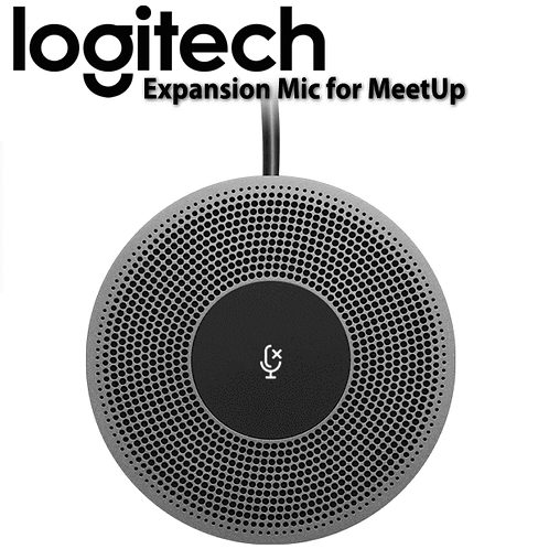 EXPANSION MIC FOR LOGITECH MEETUP