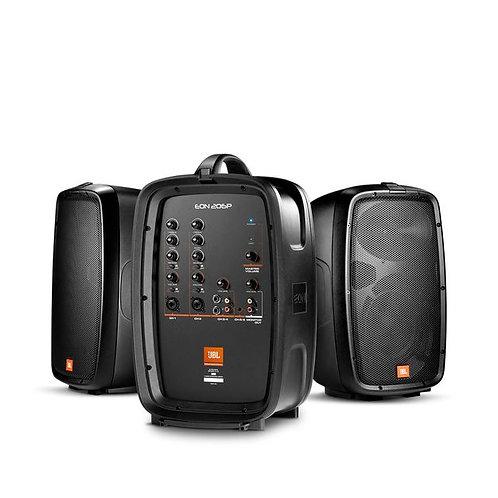 JBL EON206P - Pack 6