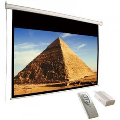 "JK SCREEN S1 250"" Motorized 4:3"
