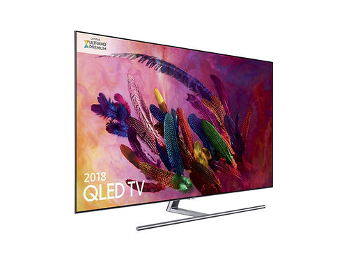 "TV SAMSUNG 49"" 49Q6FN QLED + Bracket"