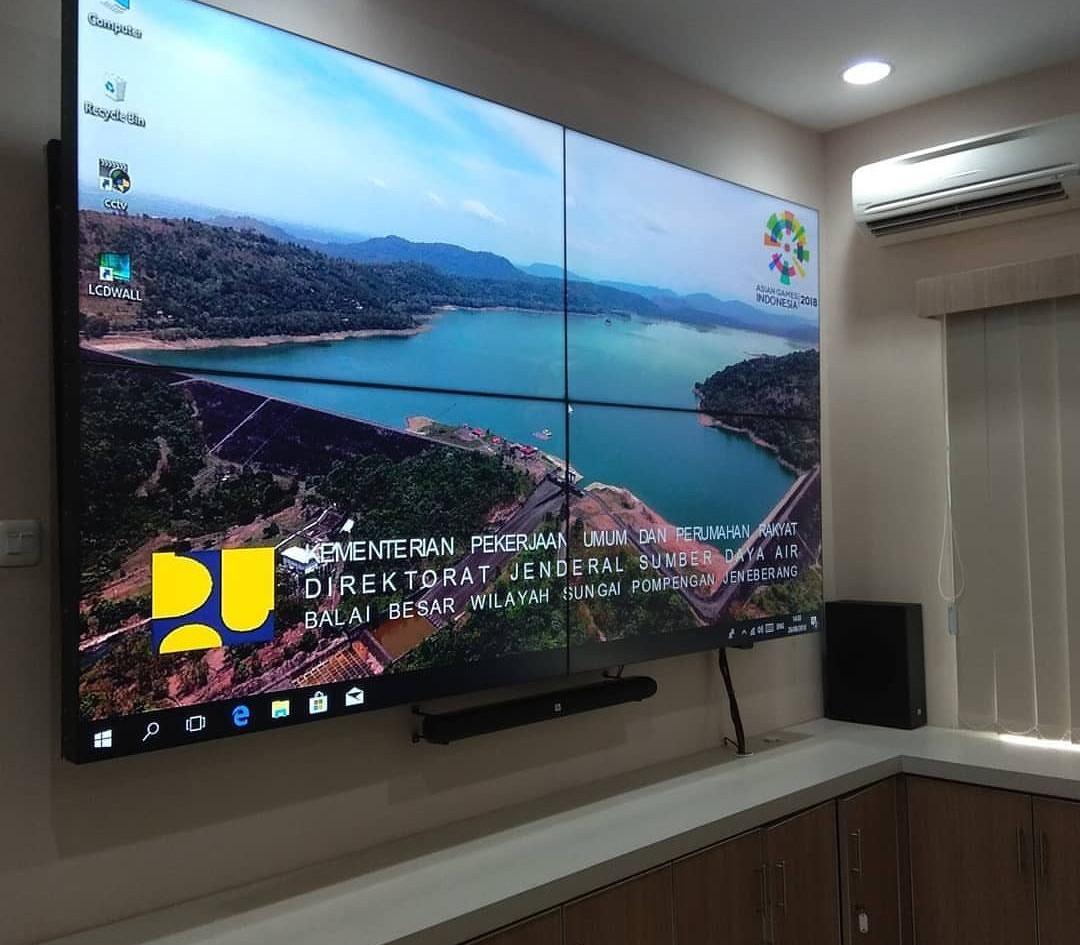 Kementrian Pekerjaan Umum dan Perumahan Rakyat Balai Besar WS Penompengan Makassar