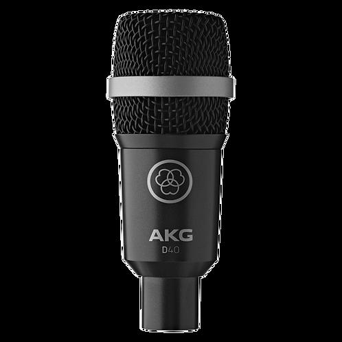 AKG D40