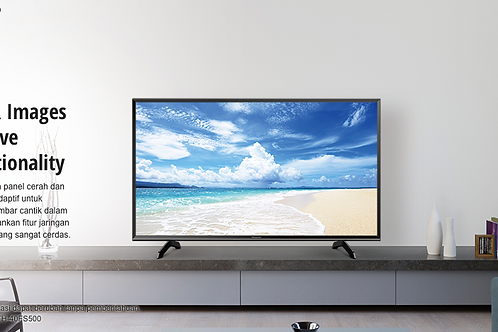 "TV PANASONIC 50"" 50FS500G SMART FULL HD"