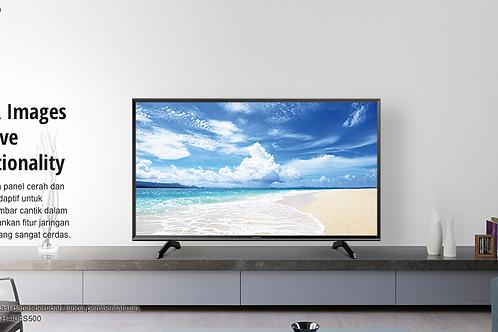 "TV PANASONIC 40"" 40FS500G SMART FULL HD"