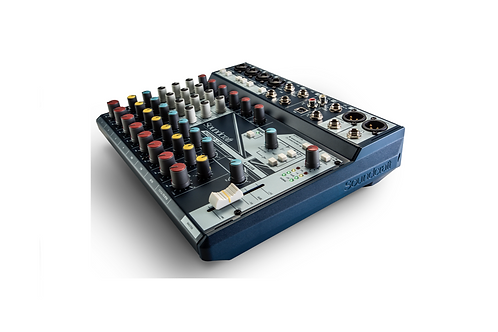Soundcraft Notepad 12 FX
