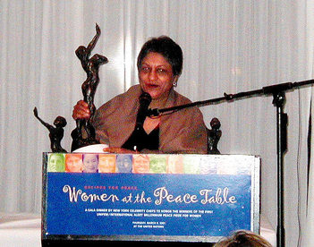 Jahangir -UN Peace Prize