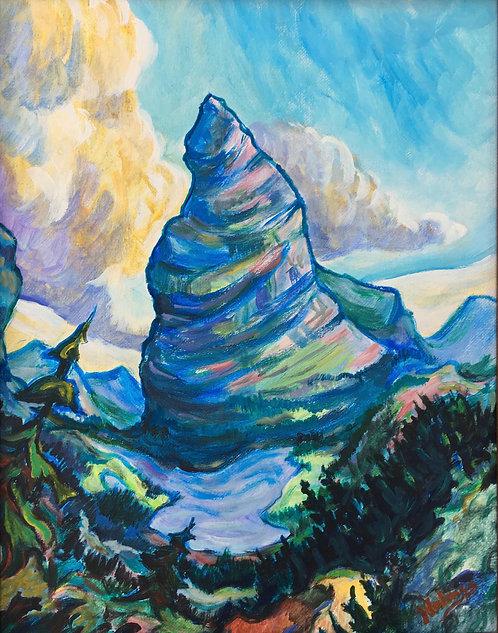 Ice Cream Peak