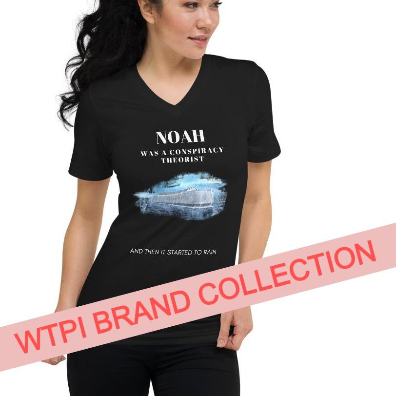 NOAH-CONSPIRACY-THEORIST