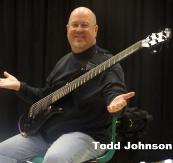 Todd Johnson Teaches