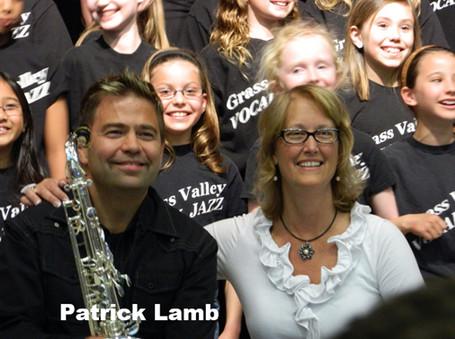GVVJ Perfprms with Patrick Lamb