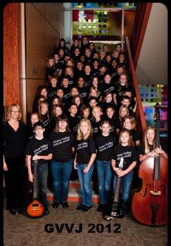 Grass Valley Vocal Jazz 2012