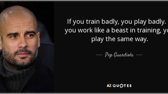 Train Like the Best (Originally Published April 25, 2008)
