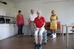 Spende des Seniorenfördervereins Alzenau an sie Caritas Sozialstation Alzenau e.V