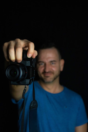 Das bin ich - Fotografie