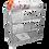 Thumbnail: Kệ inox 304 úp chén dĩa 4 tầng Goda