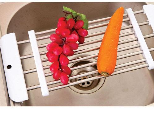 Kệ phẳng gác trên bồn rửa Inox 304 Goda