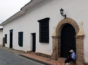 Village de Santa Fe de Antioquia, Colombie