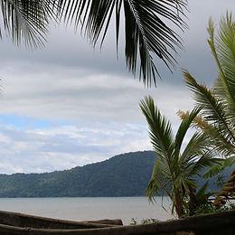 Cote pacifique de Colombie-Nuqui
