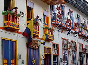 Visite et séjour à Filandia Colombie