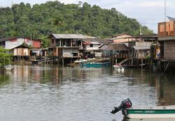 Nuqui de la région Chocó