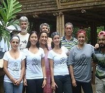 Réserve naturelle de San Rafael et son équipe
