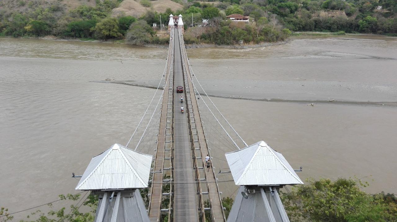 Pont suspendu de l'Occidente