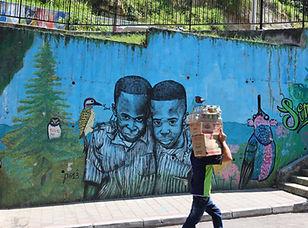 Visite de Medellin