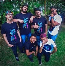 Groupe de rap-jazz de Medellin