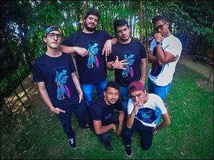 Groupe-rap jazz-Medellin