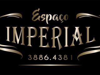 """Espaço Imperial realiza evento: """"Venha para a sua festa"""" para propiciar uma noite especial para noiv"""