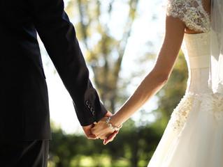 As principais tendências para casamento 2018