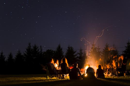 Bonfire & Camping in Rishikesh