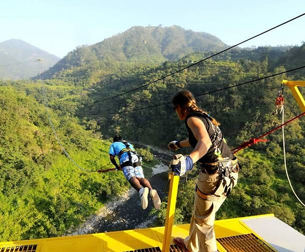 Adventure Tour in Rishikesh