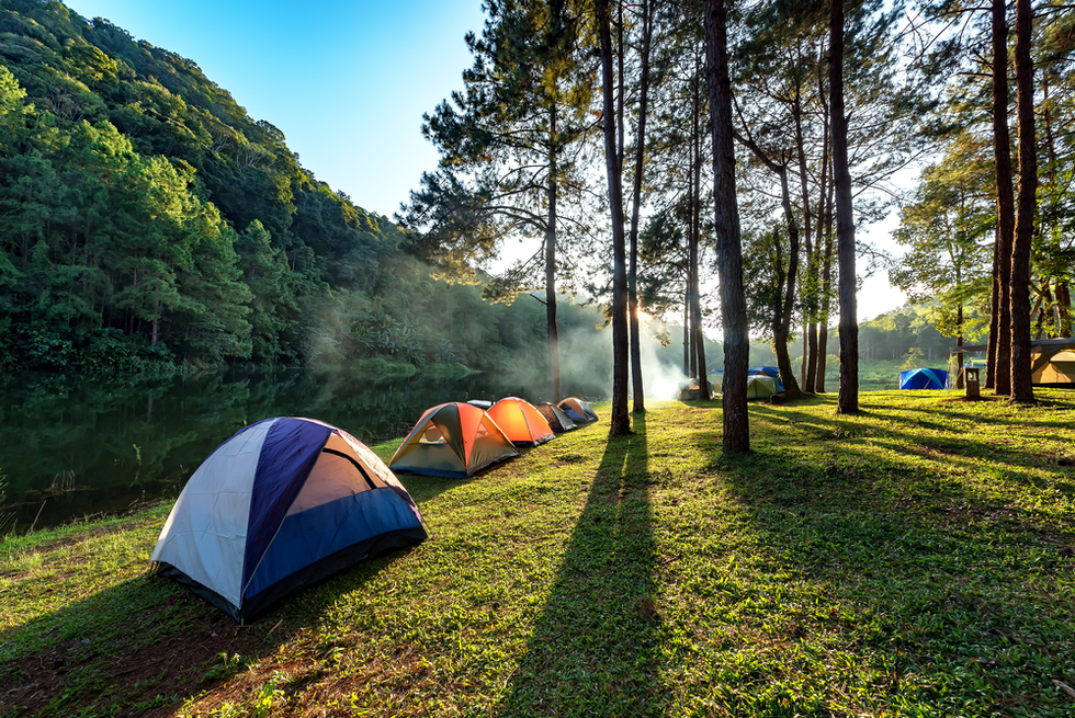 River-Side Camping packages in Rishikesh