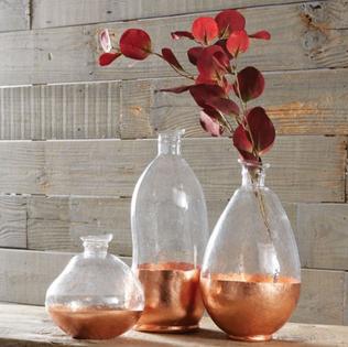 Copper Vases