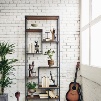 Symmetry Bookshelf