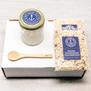 Overnight Oats Gift Box