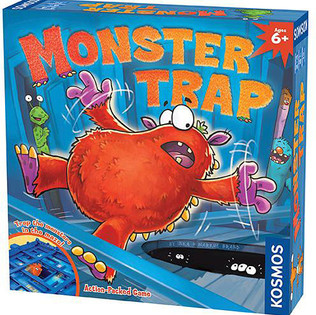 Monster Trap Game