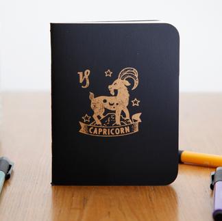 Zodiac Notebook