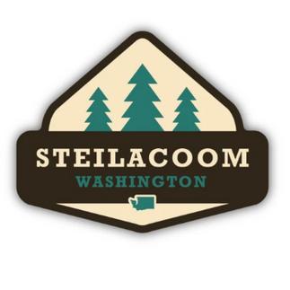 Steilacoom Sticker