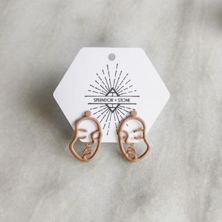 The Grace Earrings