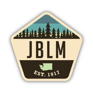 JBLM Sticker