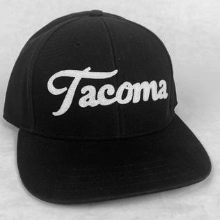Tacoma Script Hat