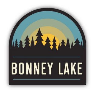 Bonney Lake Sticker