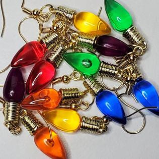 Light Earrings