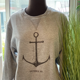 Gig Harbor Crewneck