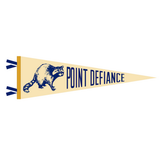 Point Defiance Pennant