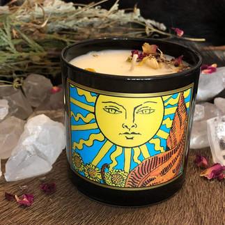 Tarot Candle